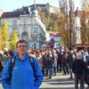 Ljubljanski Maraton – relacja Huberta