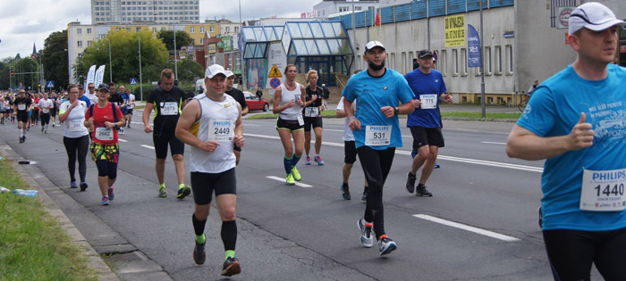 27 Półmaraton Philipsa w Pile