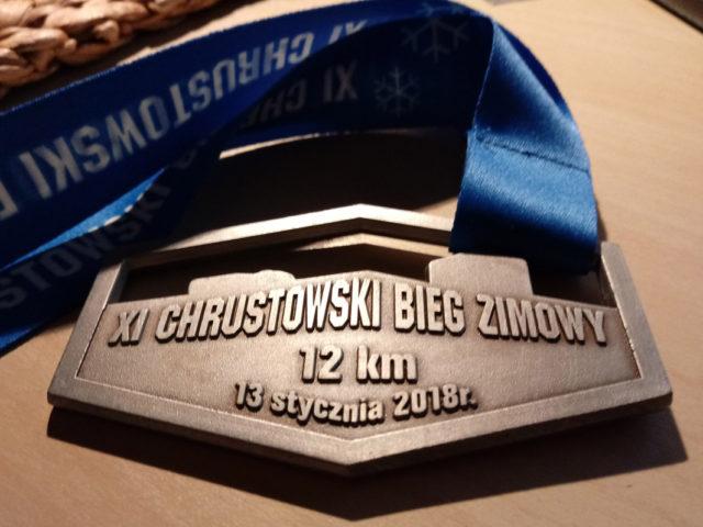 XI Chrustowski Bieg Zimowy 2018