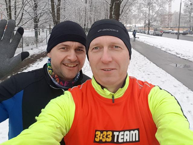 XXXV Bieg Chomiczówki – życiówka Tomka na 15 km